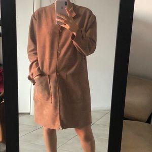 Falvux Camel Tan Coat